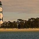 Cape Lookout Lighthouse, North Carolina, USA by RGHunt