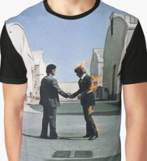 wish you were here - pink floyd Graphic T-Shirt
