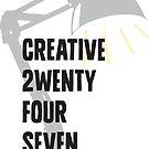 Creative 24/7 by LateNightGenius