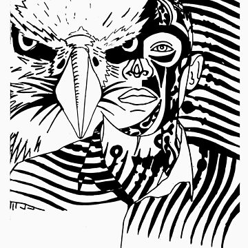 EAGLE/BOY by antonycleary