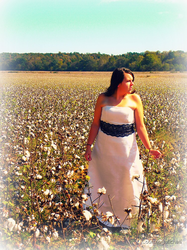 Old cotton by CourtneyMichell