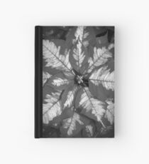 Playful Poinsetta Hardcover Journal