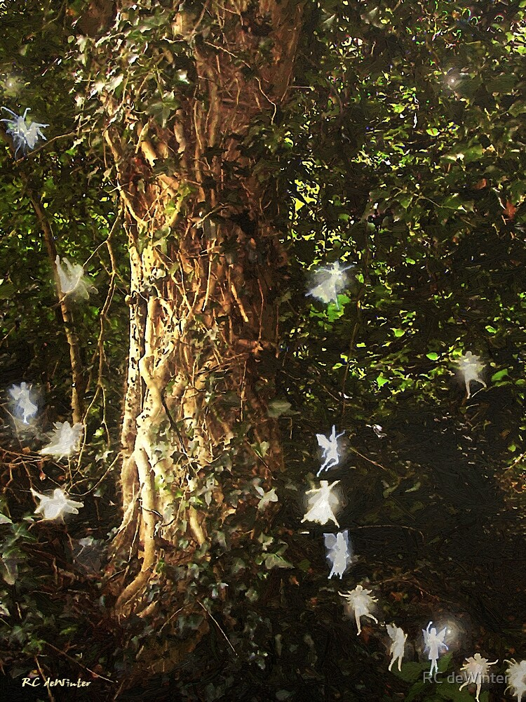 The Tree of Dreams by RC deWinter