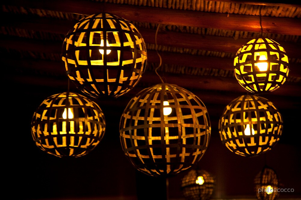 Golden Globes by phil decocco