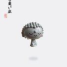 kawaii Buddha by 73553