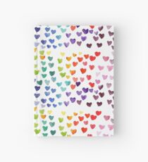 I Heart You Hardcover Journal