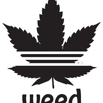 Libera el diseño de la hoja de marihuana Weed de Cudge82