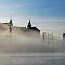 Misty morning in oslo by julie08