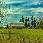 A Lewis County (Washington) Farm by Bryan D. Spellman
