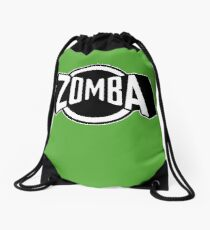 Zomba Records Drawstring Bag