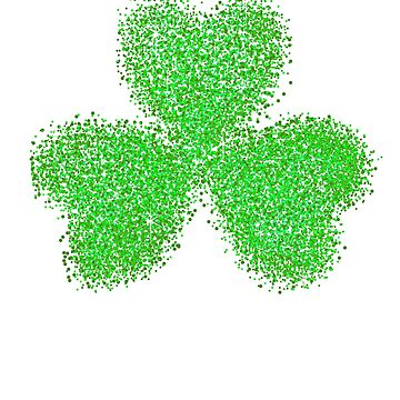 Irish Shamrock - Green Clover St Patrick's Day Gifts by EcoKeeps