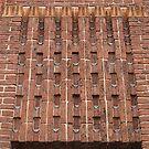 Beautiful brick - Meelfabriek Friso, detail by Marjolein Katsma