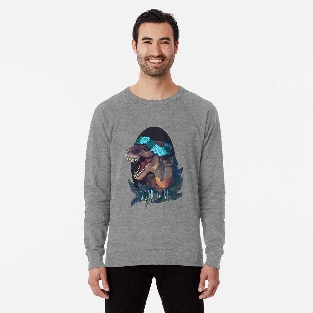 Gutes Mädchen Leichter Pullover