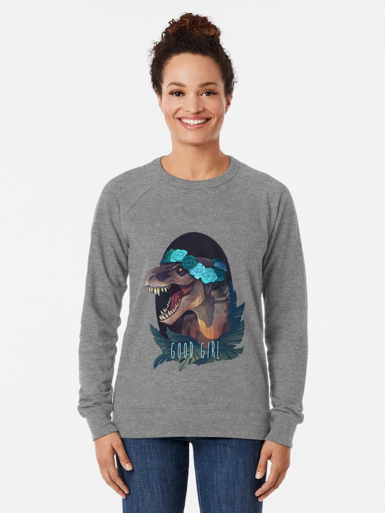 Alternative Ansicht von Gutes Mädchen Leichter Pullover