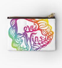 Love Wins Design - Version Three Studio Pouch
