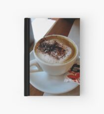 Venice Coffee Hardcover Journal
