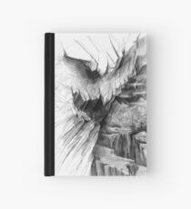 Ominous Entry Hardcover Journal