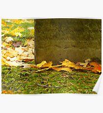 Autumn Memorial Poster