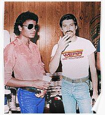 Freddie Michael Pop Poster