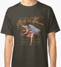 Resident Evil 2: REmake - Made In Heaven (Chris Version) Classic T-Shirt