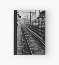 life on the tracks Notizbuch