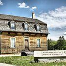 Bohemier House, Winnipeg, Manitoba, Canada by Teresa Zieba