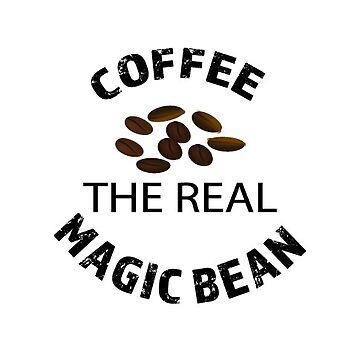 Magical Coffee by AhuvaR