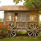 Caravan, Canggu, Bali by Mike  Waldron