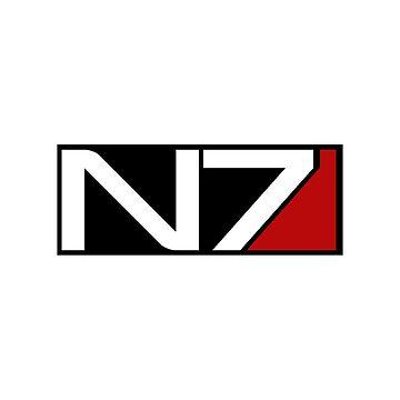 N7 - Black by TheHotdish