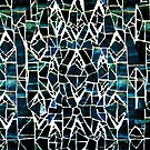 Abstract Stained Glass by TMBTM