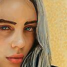 Billie Eilish von ana1draws9