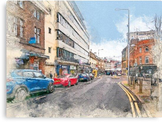 Nottingham art #nottingham by JBJart