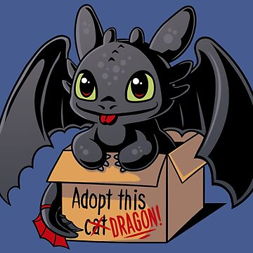 Adopt a dragon by Typhoonic