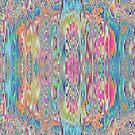 Pastel Glitch Drips by ChessJess