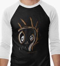 Caseytosh tshirt logo desgin alien clown shop T Men's Baseball ¾ T-Shirt