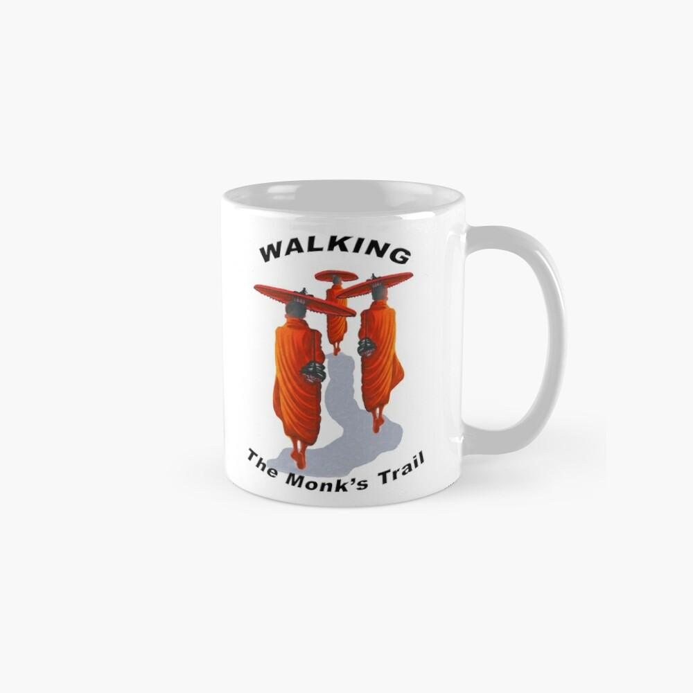 Walking The Monk's Trail Classic Mug