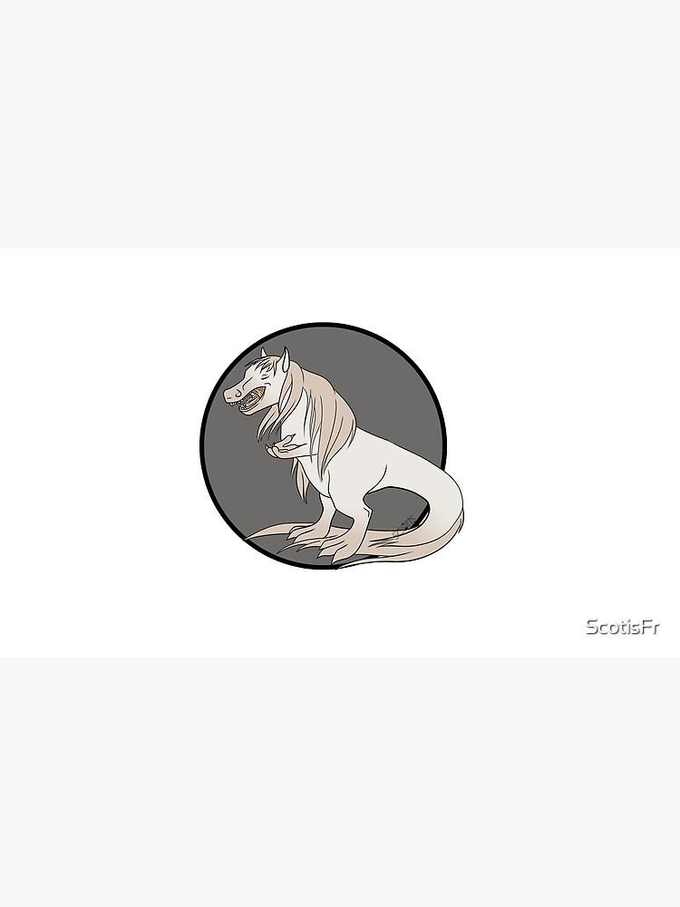 «Tyranotaure perlino» par ScotisFr