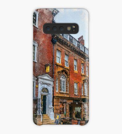 Nottingham art #nottingham Case/Skin for Samsung Galaxy