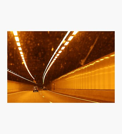 Graham Farmer Tunnel Photographic Print