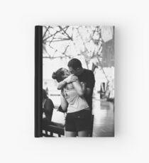 Love, like no-one's watching! Hardcover Journal