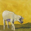 Golden Lamb by Kay Hale