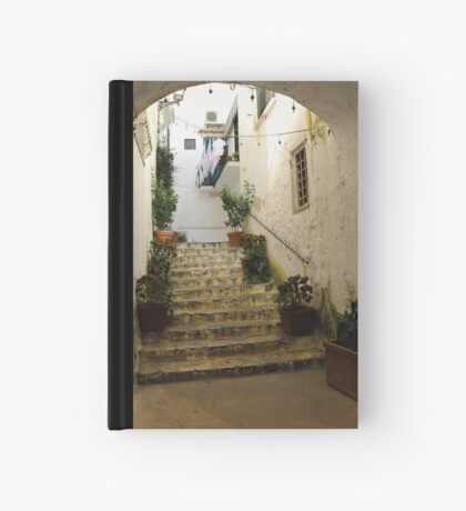 Up and Down Hardcover Journal