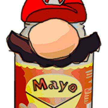 Super Mayo  by Thuggershirts