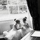 Maids in the Window by Samantha Jones