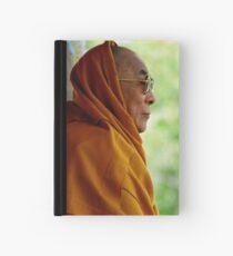 tawa. HH Dalai Lama, northern india Hardcover Journal