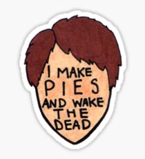 Pushing Daisies - Ned the Piemaker Sticker