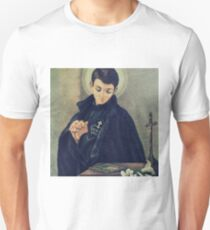 St. Gabriel of the Sorrowful Mother Unisex T-Shirt