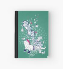 Neo/Neo//Now///Teal//Art Hardcover Journal