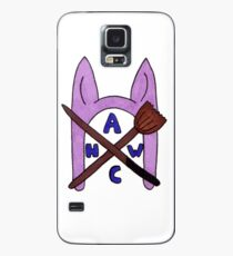 Animal Hat Witch Coven Official Logo Case/Skin for Samsung Galaxy