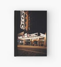The Tampa Theatre Hardcover Journal